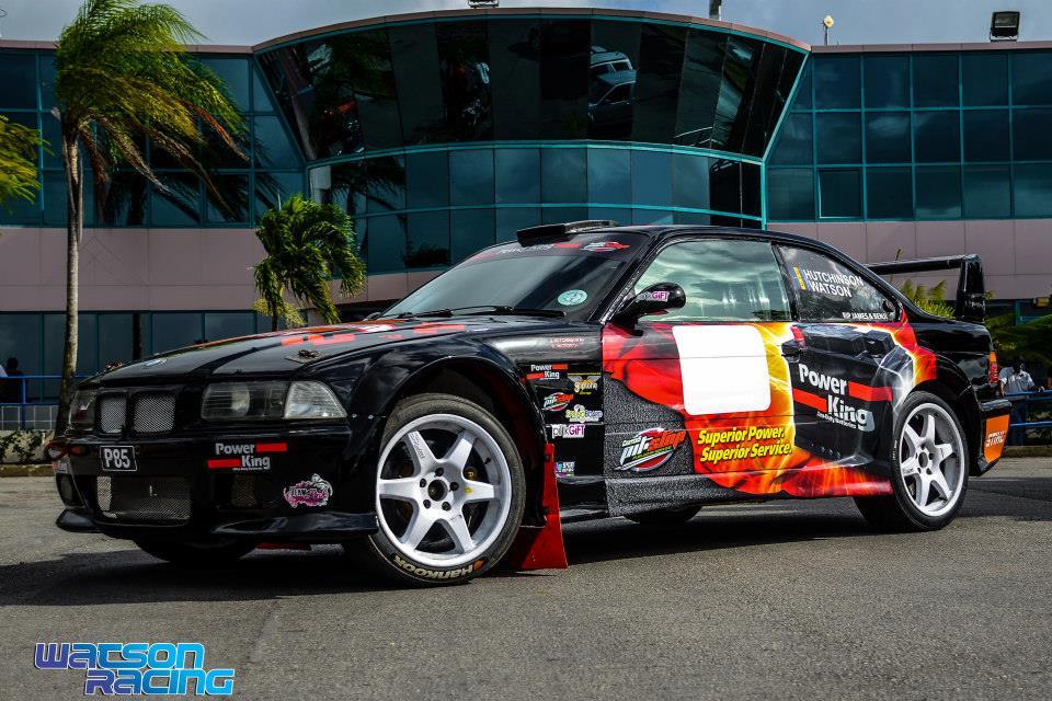 Watson Racing 2